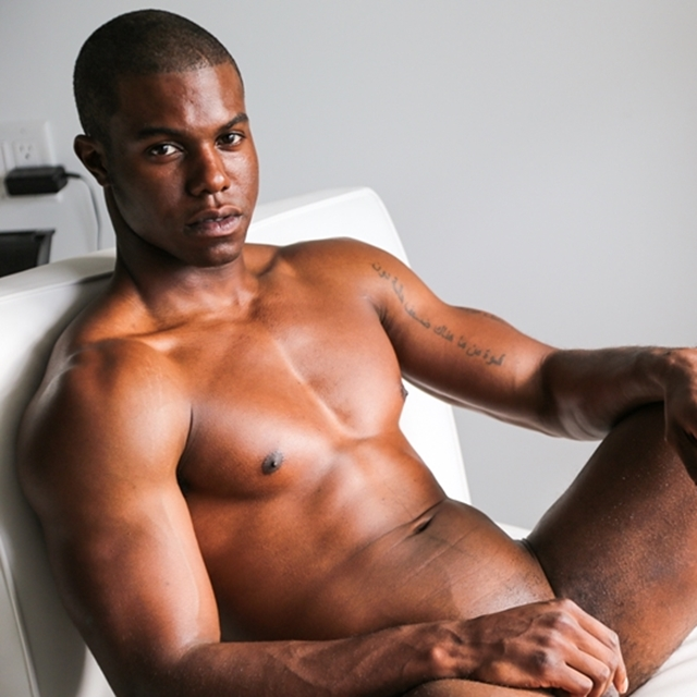 from Malik black black gay man picture stud