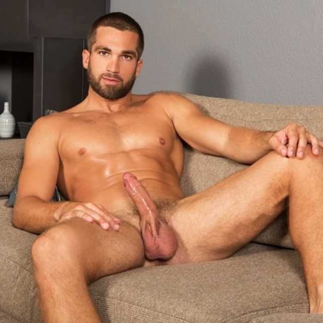 Sean Codys Sexy Bearded Muscle Hunk Rhett Loves To Talk -8965