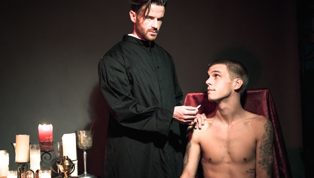 Movies about priest and gay boys