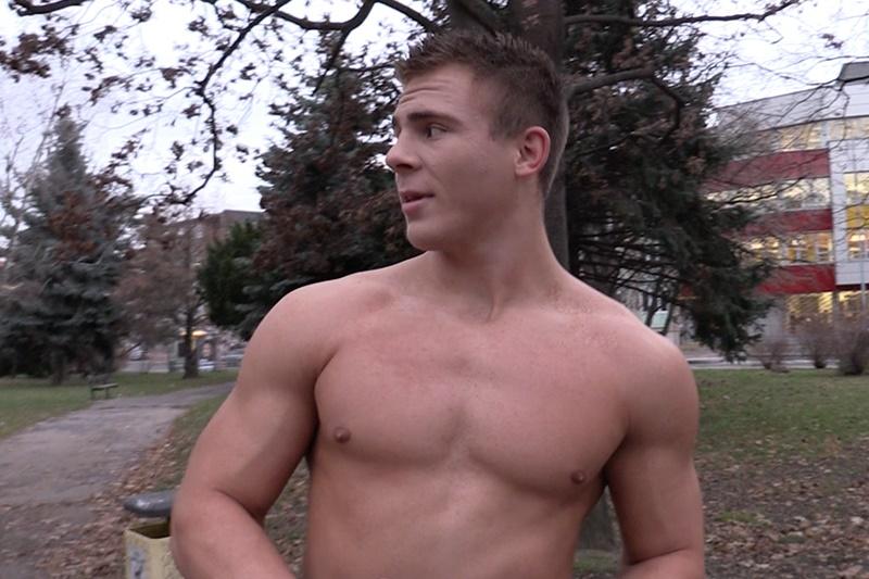 Czech hunter gay porn