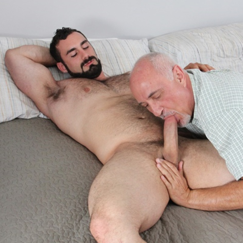 Lucky boy teased to fuck some horny holes