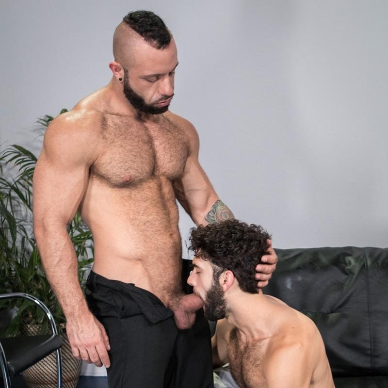 Hard hunk sex