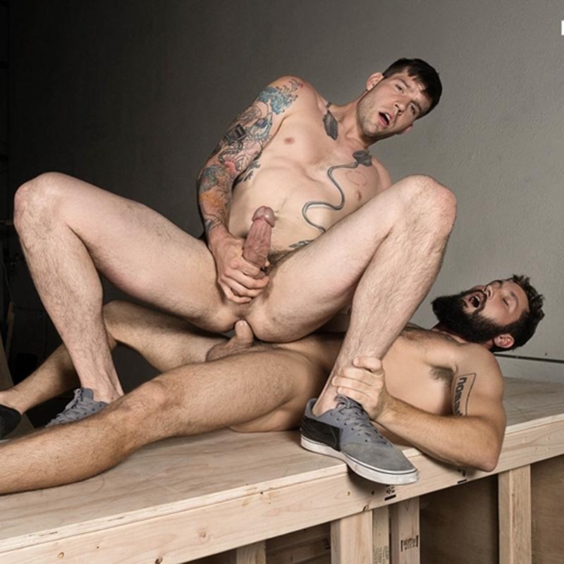Muscle big dick porn